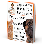 Dr. Jones' Guide To Better Health for Your Pet