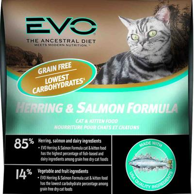 EVO-brand-dry-cat-ferret-food-recalled