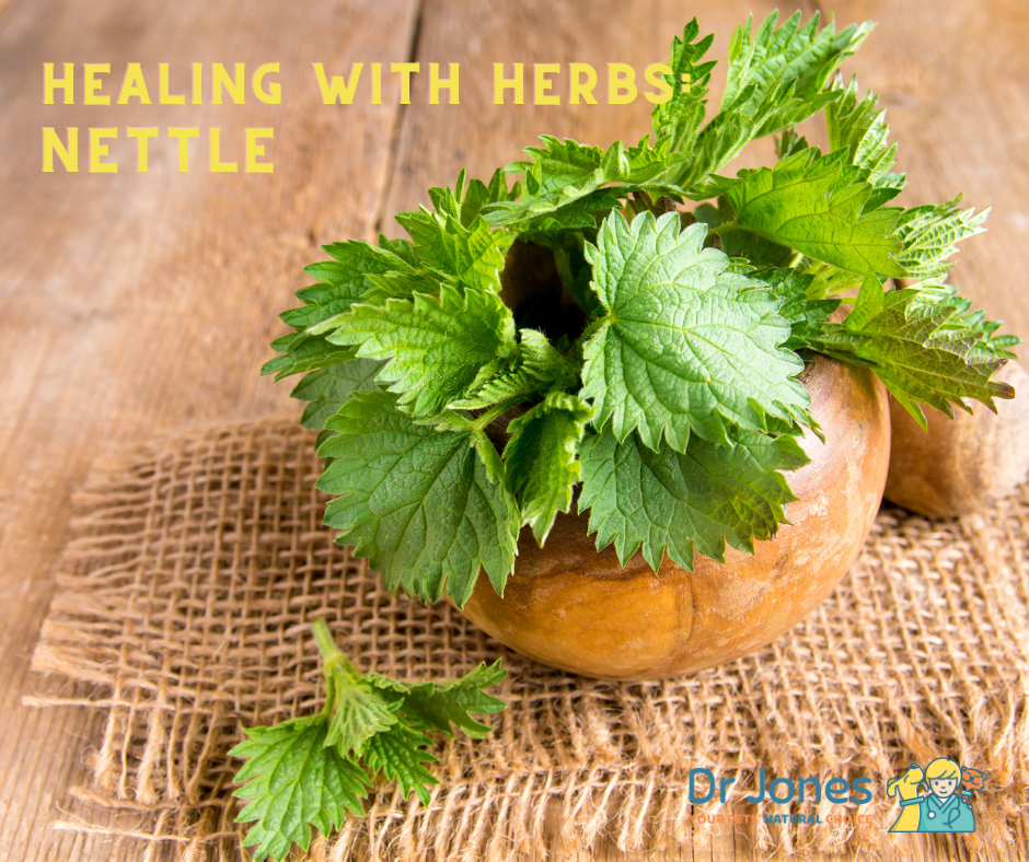 Healing with Herbs: Nettle